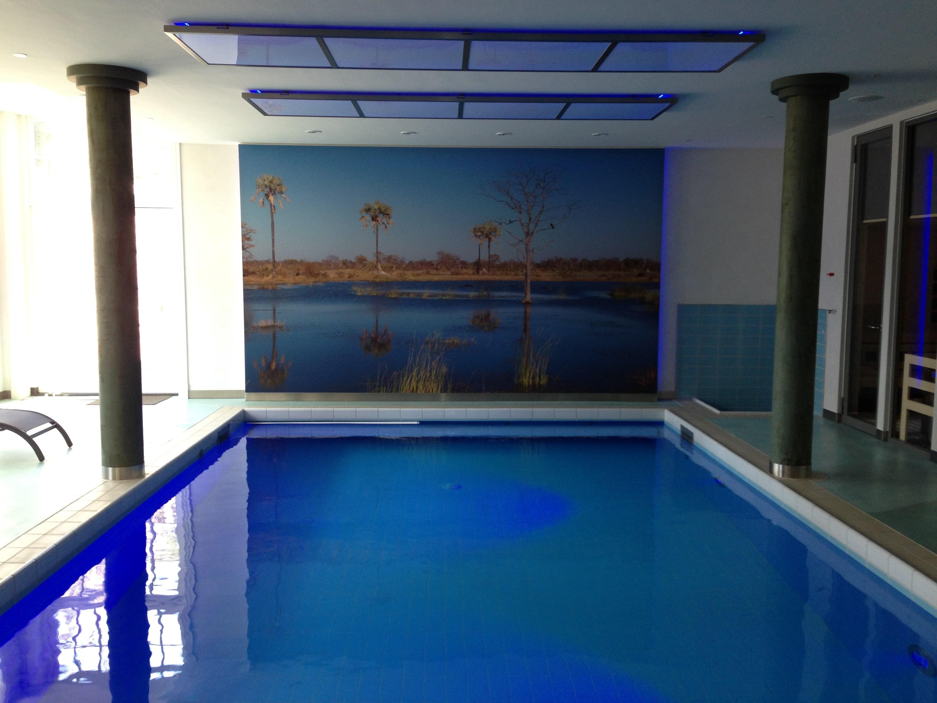 Privé zwembad Arnhem