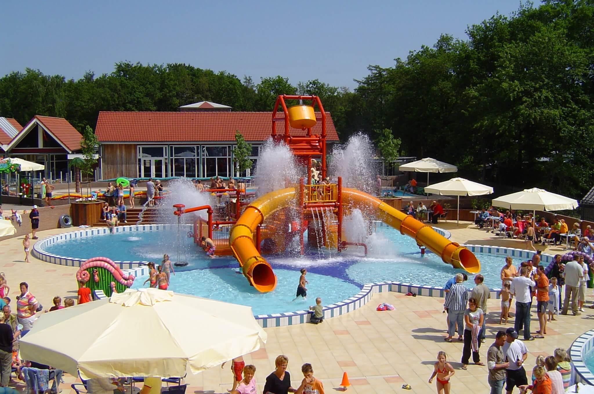Vakantiepark 't Hout te Bakkeveen